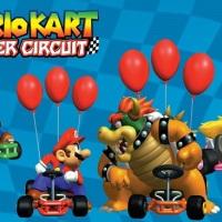 Descargar Mario Kart Super Circuit [Español][GBA]
