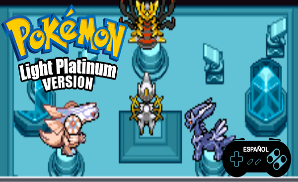 Descargar Pokemon Light Platinum Espanol Gba Hack Retrokingdom