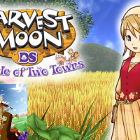 Descargar Harvest Moon: The Tale of Two Towns [Español][NDS]