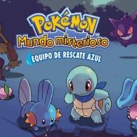 Descargar Pokémon Mundo Misterioso: Equipo de Rescate Azul [Español][NDS]