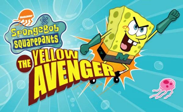 bob esponja el vengador amarillo ds megaupload