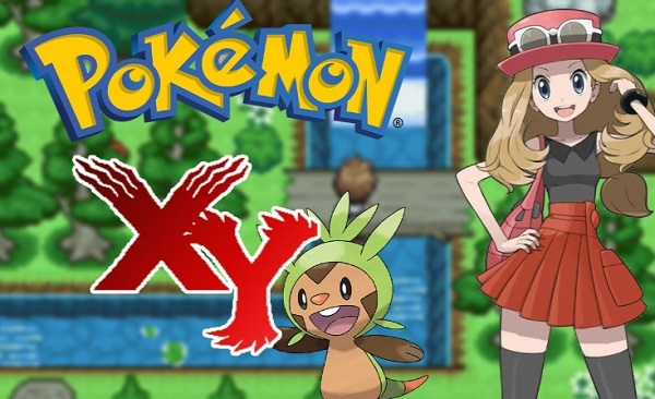 pokemon x y gba hack rom español